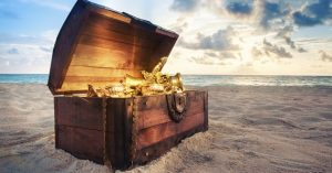 Teams find a real treasure chest in Sydney