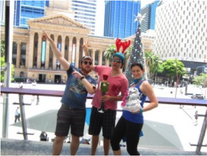 Brisbane Team Building Activities that are treasure hunting Fun escapes