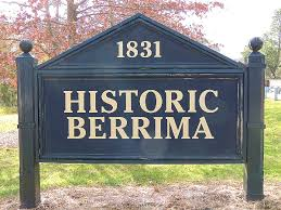team building activities in historic Berrima 1831 treasure hunts sign