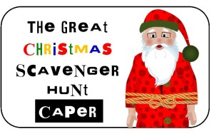Treasure Hunt team building Christmas Finding Santa group activities Sydney Christmas