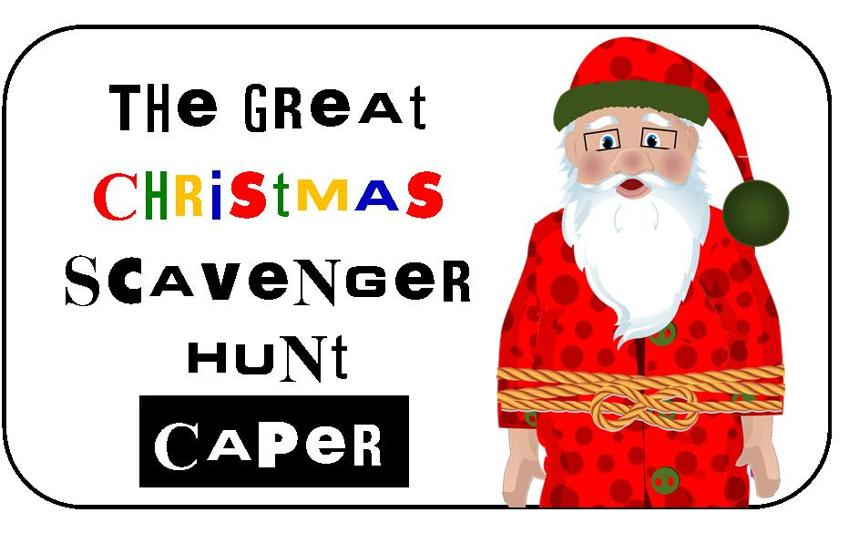 Find Santa in The Rocks treasure hunt Sydney Christmas work party activity and team building scavenger hunt capers