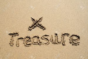 x marks the treasure start digging